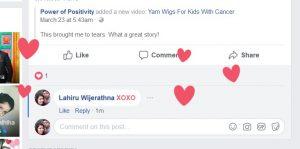 Facebook xoxo
